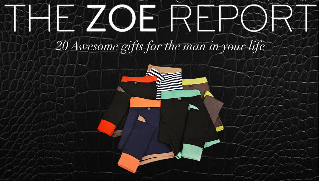 The Zoe Report Holiday Gift Guide Feature Related Garments