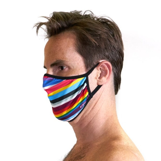 Pride Face Mask - Related Garments