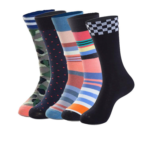 Crew Sock 5-Pack - Related Garments