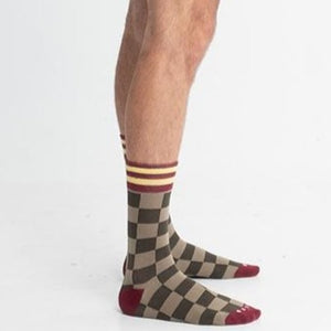 The King Crew Sock + No Show Sock Set