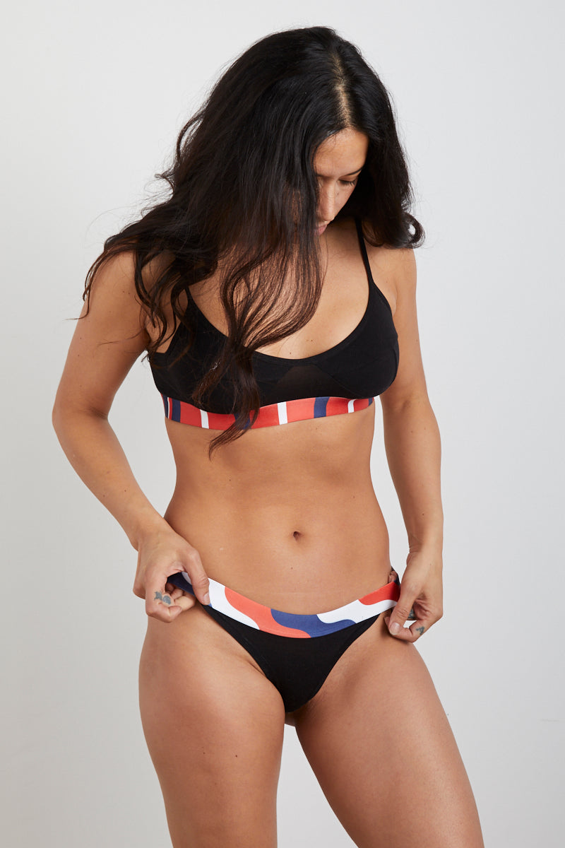 Wave Women's Brief - Related Garments