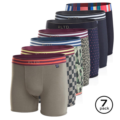 Week Boxer Brief 7-Pack