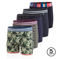 Weekday Boxer Brief 5-Pack