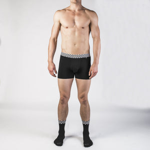 BOXER BRIEF + CREW SOCK + NO-SHOW SOCK - The Bandit