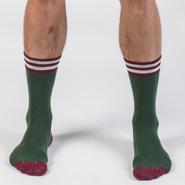 The Ivy Crew + No-Show Sock Set - Related Garments