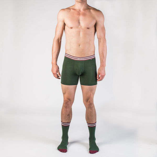 BOXER BRIEF + CREW SOCK + NO-SHOW SOCK - The Ivy