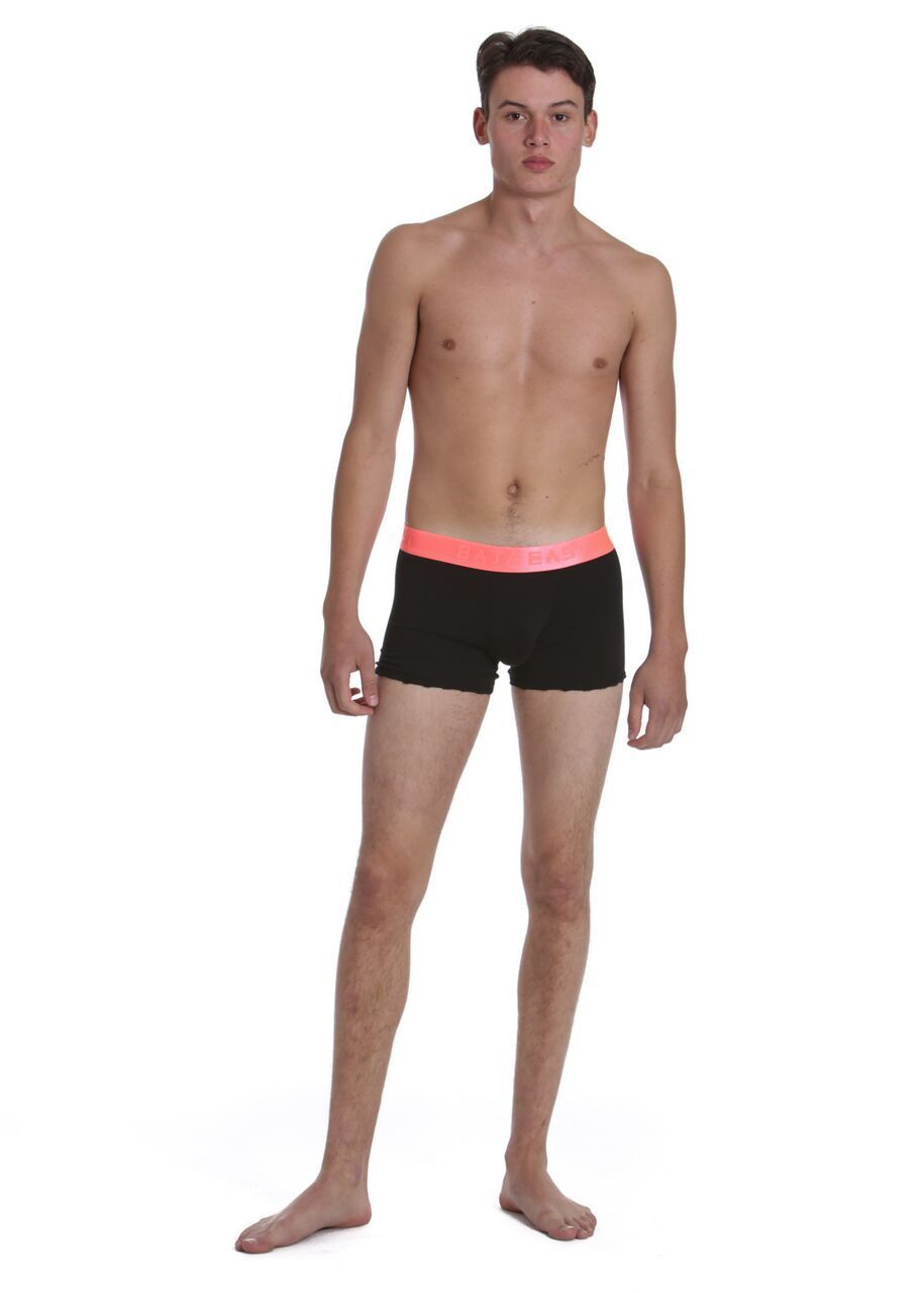 Boxer Briefs - Baja East X Related Garments Men's Pink Boxer Brief 3-Pack