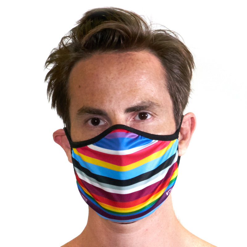 Pride Face Cover & Underwear Bundle - Related Garments