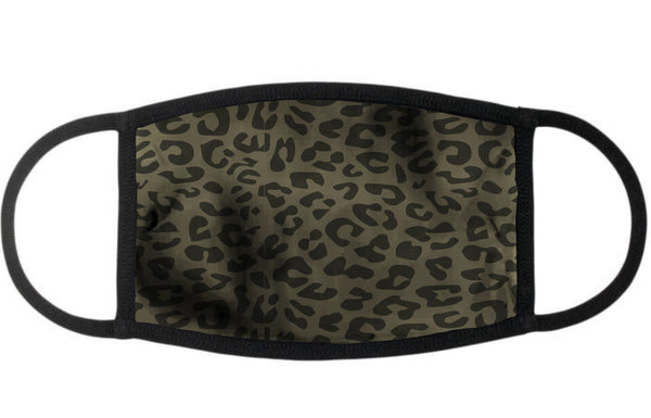 Cheetah Face Mask - Related Garments