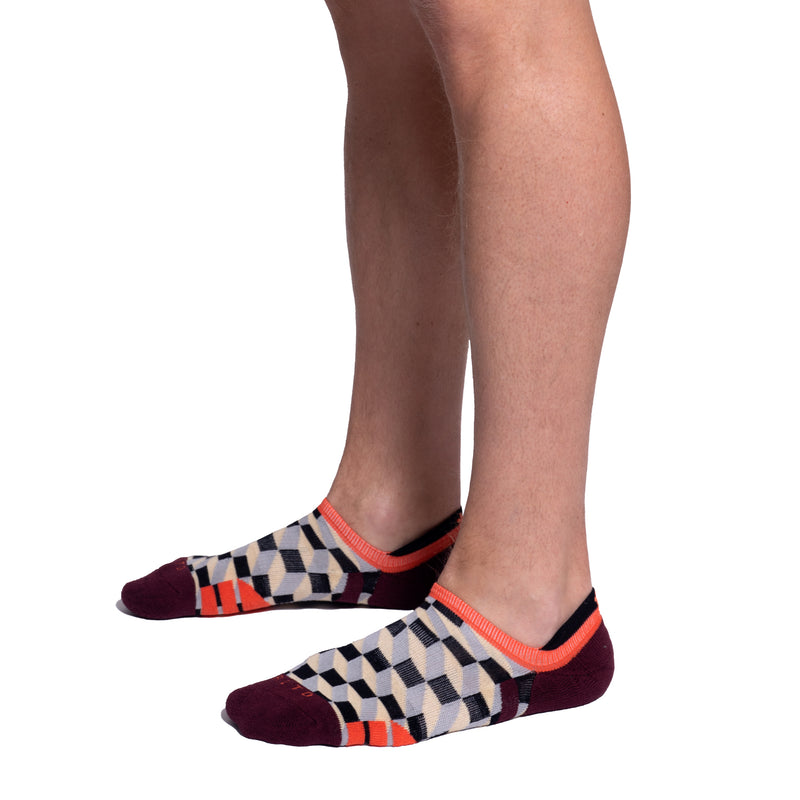 The Gamer No-Show Socks