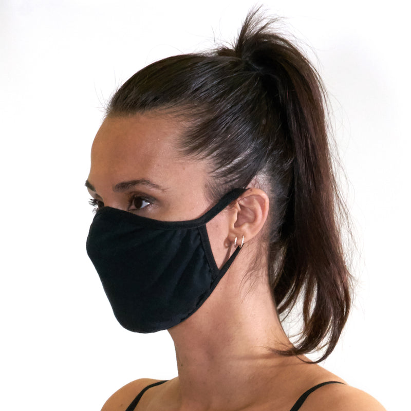Bamboo Face Mask 5-Pack - Related Garments