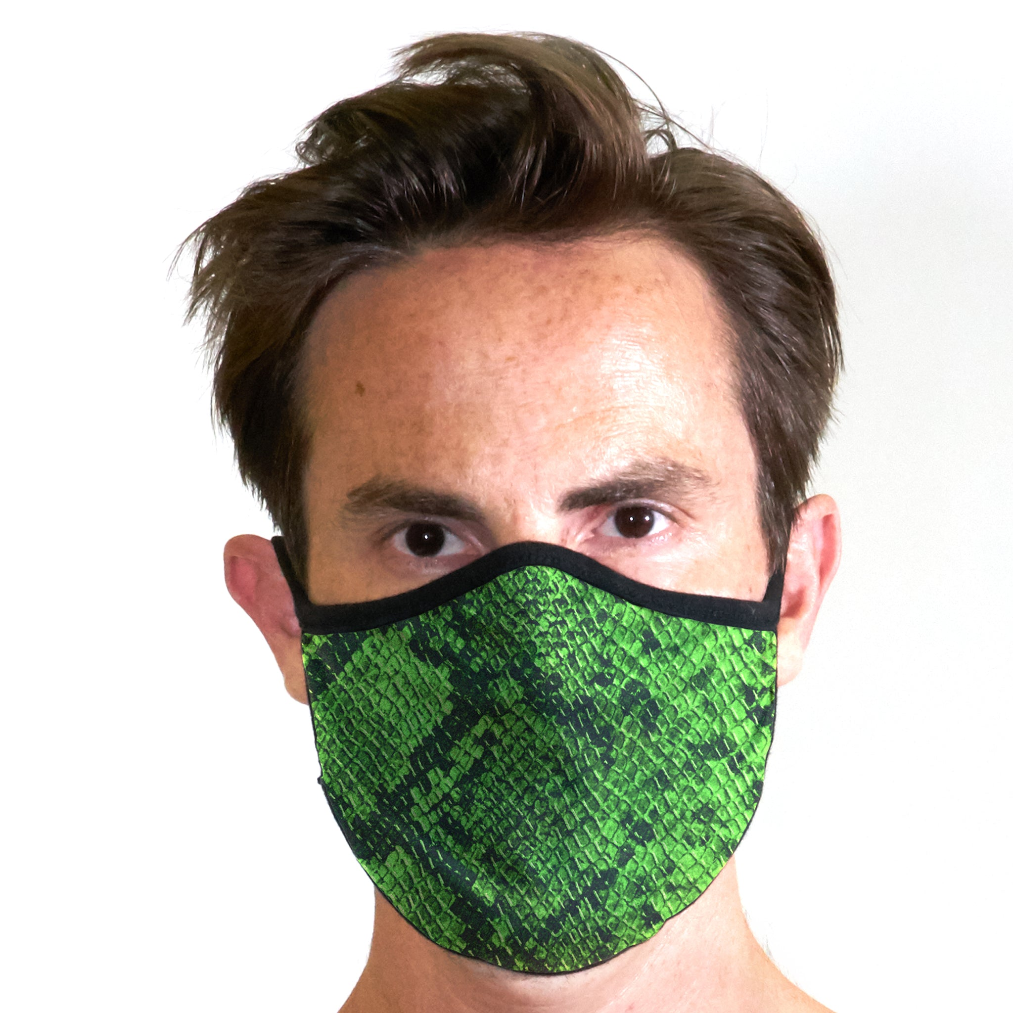 Snake Face Cover & Underwear Bundle - Related Garments