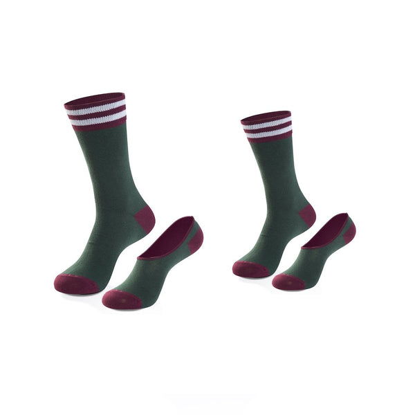 Ivy Couple's Sock Set