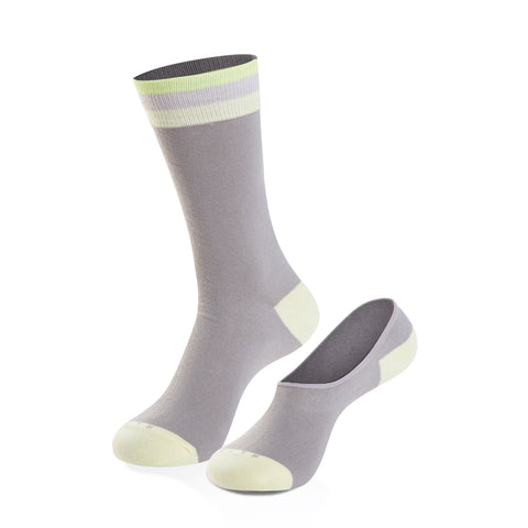 Socks - SIR Paul CREW SOCK + NO-SHOW SOCK SET