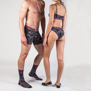 Women's Cheeky Brief - Sabbat X RLTD: Haiti Camo Brief