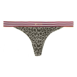 The Cheetah Women's Thong - Related Garments