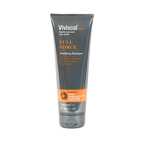 Viviscal Uomo Shampoo Full Force 250ml freeshipping - capellissimo.com