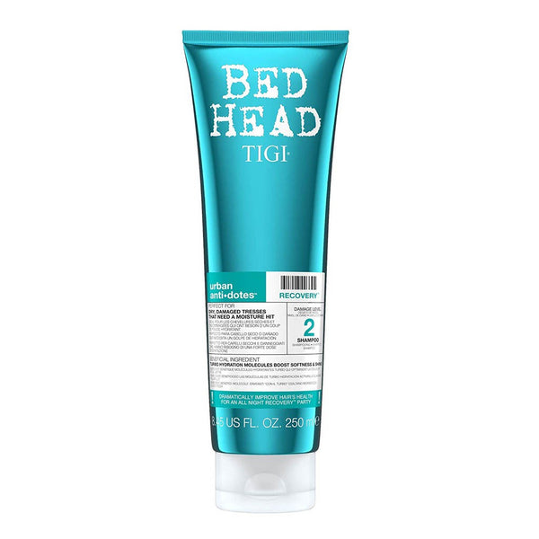 Tigi Bed Head Urban Antidotes Recovery Shampoo 250ml freeshipping - capellissimo.com