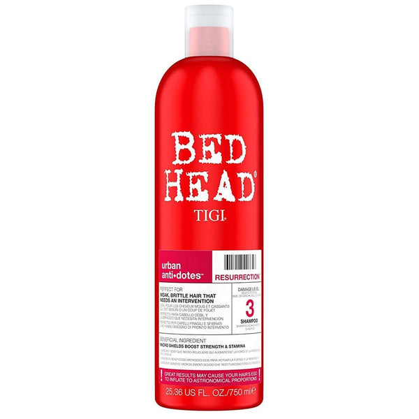 Tigi Bed Head Urban Antidotes Resurrection Shampoo 750ml freeshipping - capellissimo.com