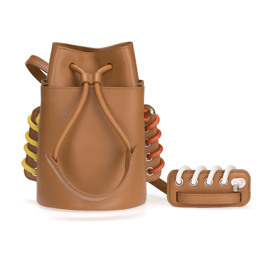 Rocket Bucket Bag in Canyon Brown