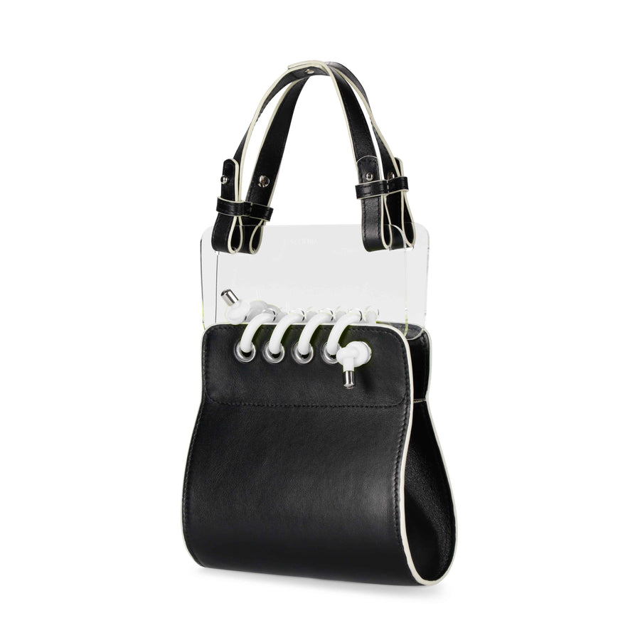 Window Bag in Black