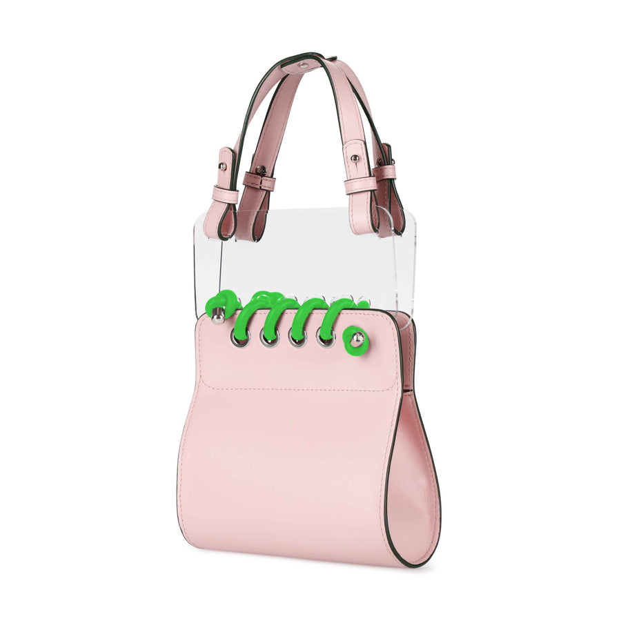 Window Bag in Pink
