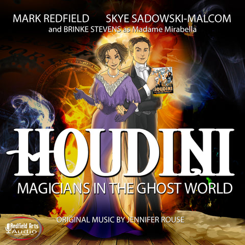 Houdini Magicians Of The Ghost World