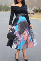 Girlpower Maxi Skirt