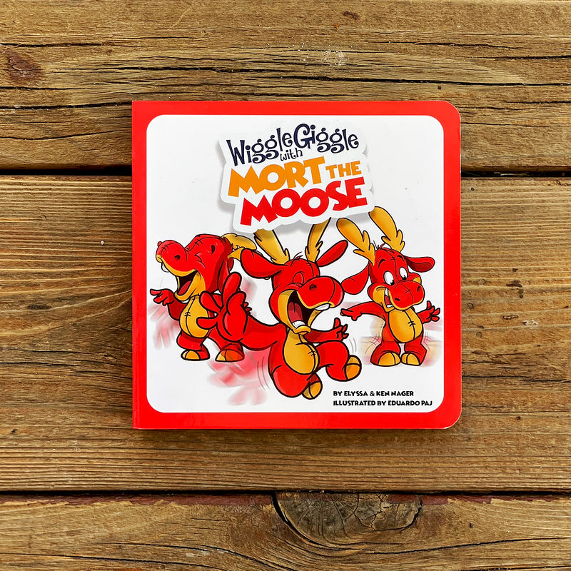 Wiggle Giggle with Mort the Moose