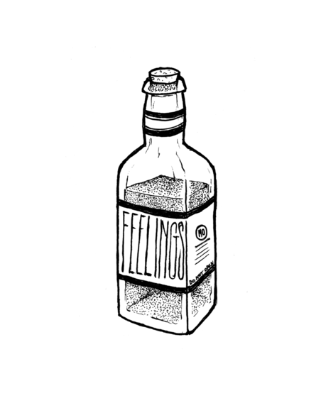 Bottled feelings