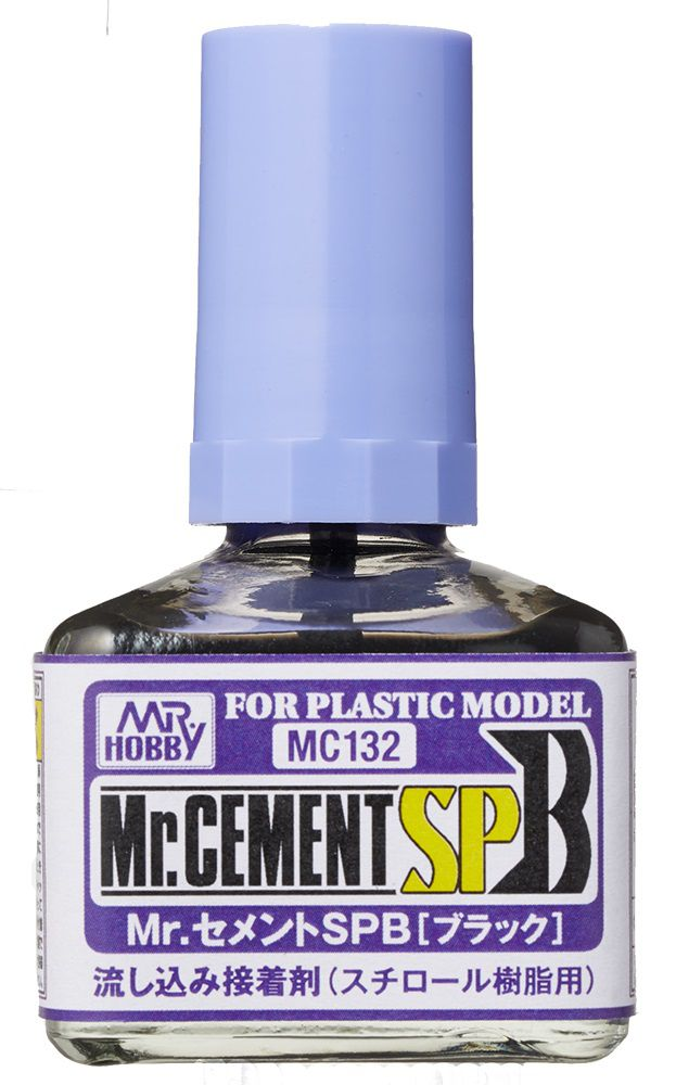 Mr. Hobby Mr Cement SPB (BLACK) 40ml