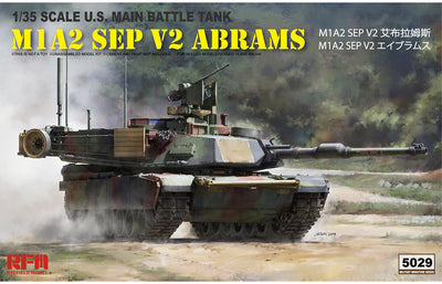 Ryefield Model 1/35 M1A2 SEP V2 ABRAMS #RM-5029