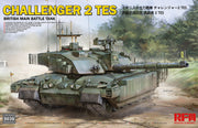 Ryefield Model 1/35 Challenger 2 TES British Main Battle tank #RM-5039