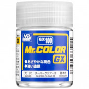 Mr. Hobby Mr Color GX-100 Super Clear III Gloss 18ml