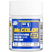 Mr. Hobby Mr Color GX-1 Cool White 18ml