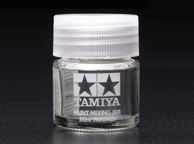 Tamiya Mini (10ml) Paint Mixing Jar