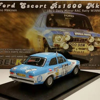 Belkits 1/24 Ford Escort MkI Rally 1973 Timo Makinen #BEL006