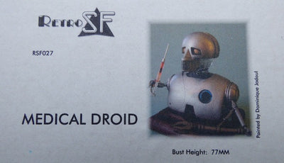 RetrokiT - Medical Droid (80mm)