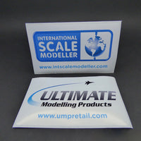 International Scale Modeller Adhesive Sticker