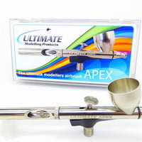 Customisable Airbrush Stand for Ultimate APEX Airbrush (Quadruple)