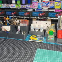 Ultimate Modular Storage System - Normal 11 (inc Tape Dispenser for Tamiya tapes)