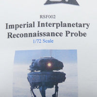 RetrokiT - 1/72 Imperial Interplanetary Reconnaissance Probe (Star Wars)