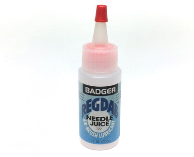 REGDAB - Badger Needle Juice Airbrush Lubricant