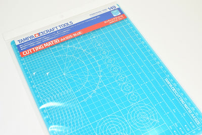Tamiya A4 (Blue) Cutting Mat #74149
