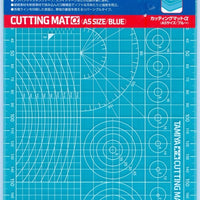 Tamiya A5 (Blue) Cutting Mat #74142