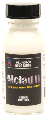 Alclad II Aqua Gloss Clear 60ml