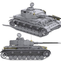 Border Models 1/35 Pz.Kpfw.IV Ausf.G Mid/Late #BT-001