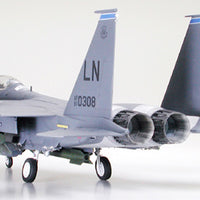 Tamiya 1/32 F-15E Strike Eagle with Bunker Buster #60312