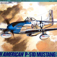 Tamiya 1/48 North American P-51D Mustang 8th Air Force #61040