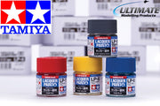 Tamiya 10ml Lacquer Paint MEGA Set - One of every colour in the entire range...